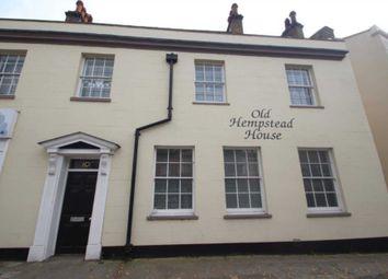 Thumbnail 2 bed flat to rent in Queensway, Hemel Hempstead