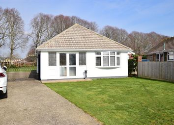 Fairview Crescent, Lake, Isle Of Wight PO36. 4 bed detached bungalow for sale