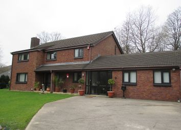 Thumbnail 6 bed detached house for sale in Ffawydden, Cwmavon, Port Talbot, Neath Port Talbot.