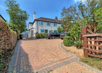 Thumbnail 3 bed semi-detached house for sale in Hare Street, Buntingford
