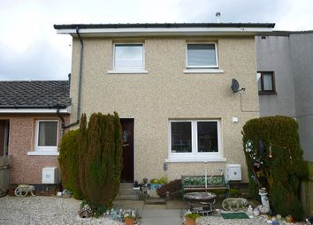 Thumbnail 2 bed terraced house for sale in St Conals Square, Kirkconnel