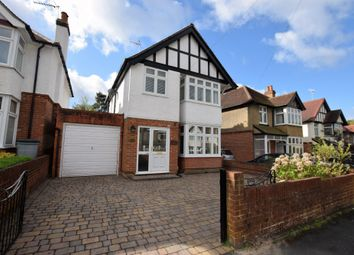 Thumbnail 3 bed detached house for sale in Chingford Avenue, Farnborough