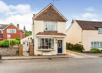 Thumbnail 2 bed semi-detached house for sale in West Street, Hambledon, Waterlooville