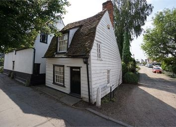 Thumbnail 1 bed cottage to rent in The Lane, West Mersea