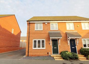 3 bed semi-detached house for sale in Bullbridge View, Worsley, Manchester M28
