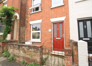 Thumbnail 3 bed end terrace house to rent in Cromwell Road, Colchester, Essex