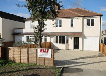 Thumbnail 4 bed semi-detached house for sale in Bicester Road, Kidlington