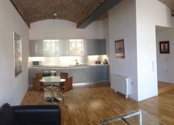 Thumbnail 1 bedroom flat to rent in New York Loft Style, Furnished 1 Bed