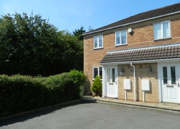 Thumbnail 2 bed end terrace house to rent in Spencer Close, Saxilby, Lincoln