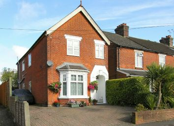Thumbnail 4 bed detached house for sale in Vigo Road, Andover