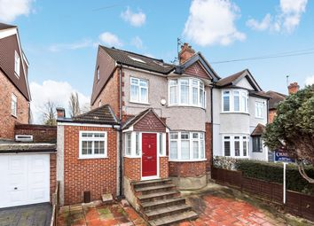 Thumbnail 6 bed semi-detached house for sale in Charldane Road, New Eltham
