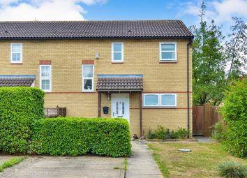 Thumbnail 3 bedroom end terrace house for sale in Coldeaton Lane, Emerson Valley, Milton Keynes, Bucks