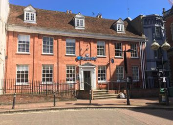 Thumbnail Commercial property for sale in First Floor Offices, 34 Market Square, Aylesbury, Buckinghamshire