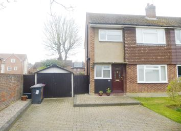 Thumbnail 3 bedroom semi-detached house for sale in Earls Hill Gardens, Royston
