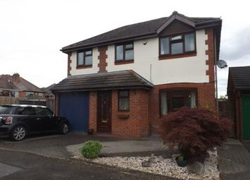 Thumbnail 4 bed detached house for sale in Bishops Gate, Northfield, Birmingham, West Midlands