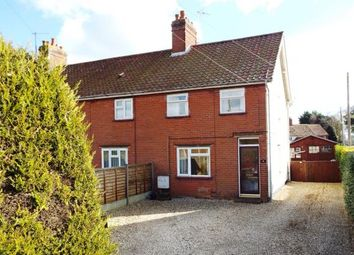 Thumbnail 3 bedroom end terrace house for sale in Hoveton, Norwich, Norfolk