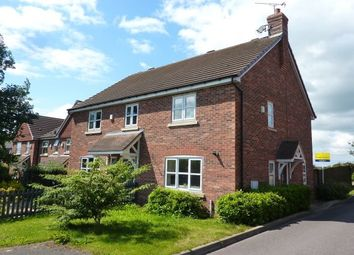 Thumbnail 2 bed property to rent in Red Gables Court, Stoke-On-Trent