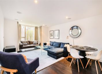 Thumbnail 1 bed flat to rent in Moore House, Grosvenor Waterside, 2 Gatliff Road, London