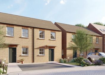 Thumbnail 2 bed semi-detached house for sale in Hawthorne Meadows, Chesterfield Rd, Barlborough