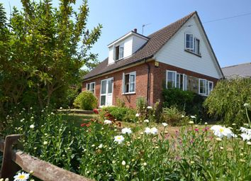 Thumbnail 3 bed detached house for sale in Marsh Road, Ruckinge, Ashford