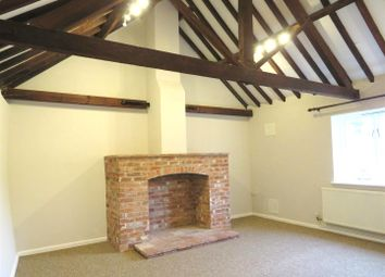 Thumbnail 2 bed barn conversion to rent in Watton Road, Colney, Norwich