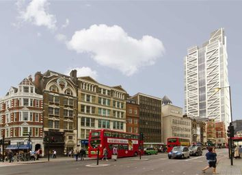 Thumbnail 1 bed flat for sale in Bishopsgate, London