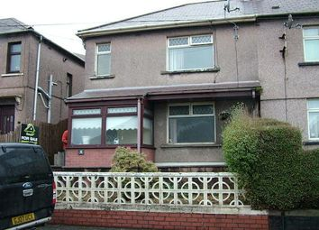 Thumbnail 3 bed semi-detached house to rent in Penderyn Avenue, Porttalboy, Margam