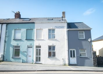 Thumbnail 3 bedroom terraced house to rent in Beehive Terrace, Trefechan, Aberystwyth