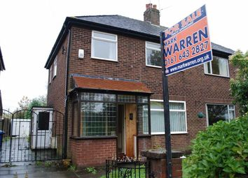 Thumbnail Semi-detached house for sale in Whitegates Road, Middleton, Manchester