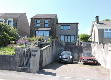 Thumbnail 4 bed detached house for sale in Trewyddfa Road, Morriston, Swansea