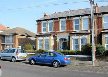 Thumbnail 1 bed flat for sale in Northdown Avenue, Margate