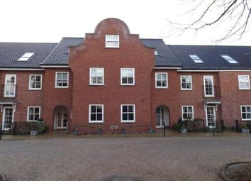 Thumbnail 1 bed flat for sale in 42 Yarmouth Road, North Walsham, Norfolk