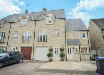 Thumbnail 3 bed terraced house for sale in Croft Close, Latton, Swindon