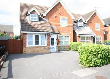 Thumbnail 3 bed detached house for sale in Hunters Way, Cippenham, Slough