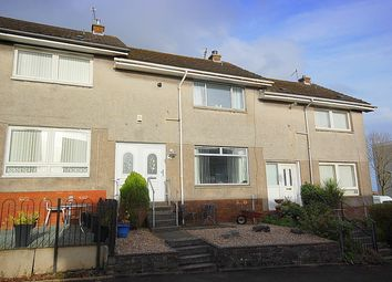 Thumbnail 2 bed terraced house for sale in Stewart Drive, Hardgate, Clydebank