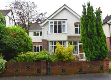 Thumbnail 4 bedroom detached house for sale in Highgate Lane, Farnborough