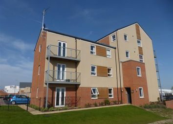 Thumbnail 2 bed flat to rent in Donns Close, Charlton Hayes, Bristol