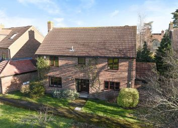 Thumbnail 5 bed detached house for sale in Lyon Close, Abingdon