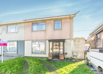 Thumbnail 3 bed semi-detached house for sale in Sullivan Road, Southampton