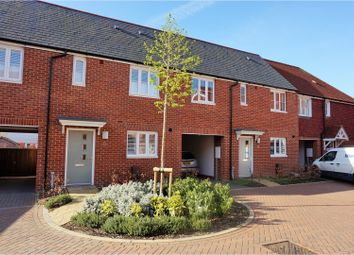 Thumbnail 3 bed terraced house for sale in Samuel Mortimer Close, Catisfield, Fareham