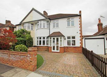 Thumbnail 4 bed property for sale in Sheringham Avenue, Whitton, Twickenham