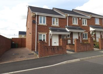 Thumbnail 2 bed end terrace house to rent in Ashby Gardens, Hyde