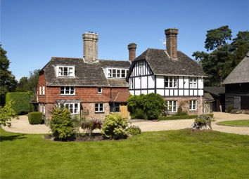 Thumbnail 6 bed detached house for sale in Selsfield Road, Turners Hill, Crawley, West Sussex