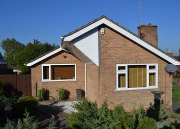 Thumbnail 3 bed detached bungalow for sale in Church Street, Swadlincote