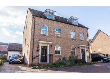 Thumbnail 3 bedroom semi-detached house for sale in Sprigs Road, Hampton Hargate