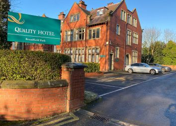 Thumbnail Hotel/guest house for sale in Quality Broadfield Park Rochdale, Sparrow Hill, Rochdale