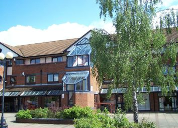 Thumbnail 2 bed flat to rent in Loddon Vale Centre, Woodley, Reading