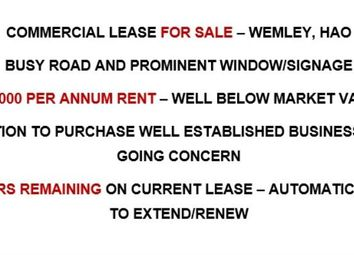 Thumbnail Commercial property for sale in East Lane, Wembley, Middlesex