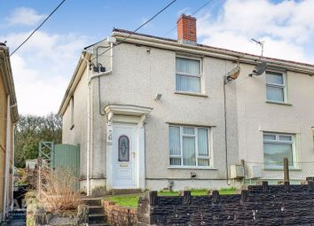 Thumbnail 3 bed semi-detached house for sale in Penshannel, Neath Abbey