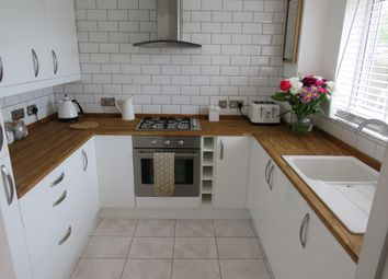 Thumbnail 2 bed terraced house to rent in Turnstone Way, Stanground, Peterborough